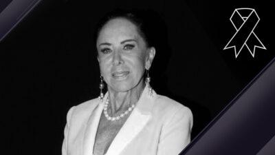 Muere actriz Lilia Aragón a los 82 años de edad