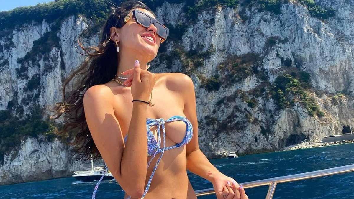 Eiza González vacaciones
