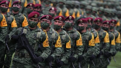 Comandancia del Ejército Mexicano: ve qué es y para qué fue hecha