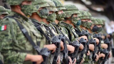 Desfile militar 2021: Ejército prepara artillería y vehículos