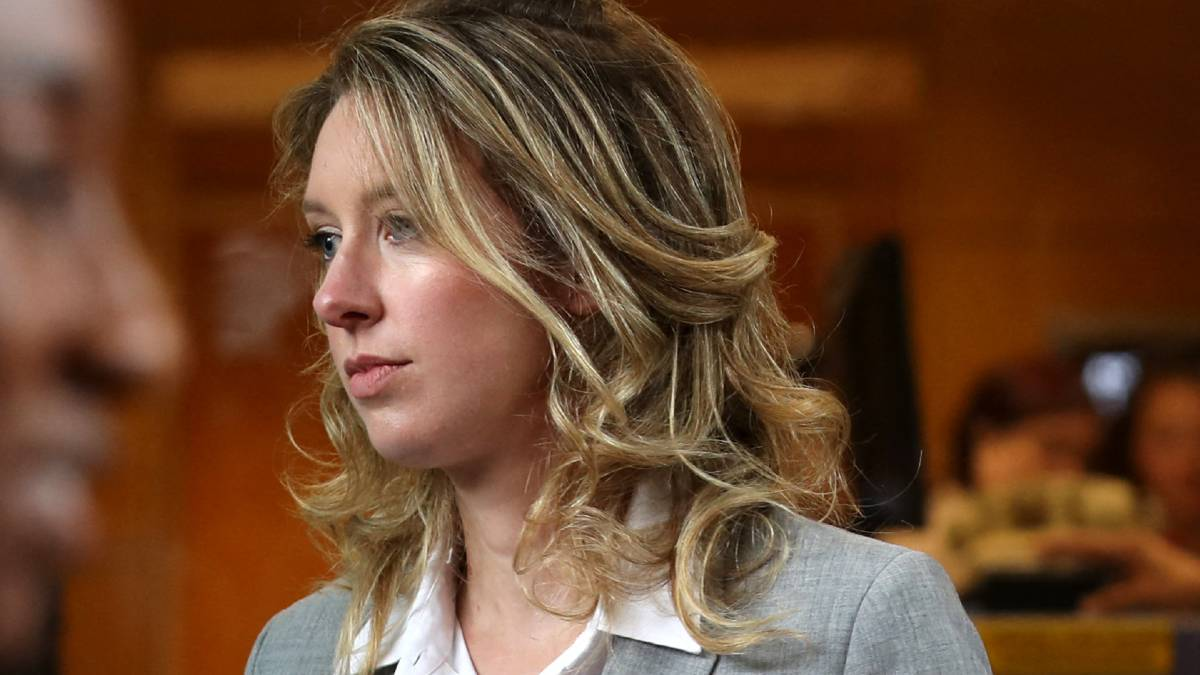 Elizabeth Holmes, la musa de Silicon Valley, irá a juicio por fraude en septiembre