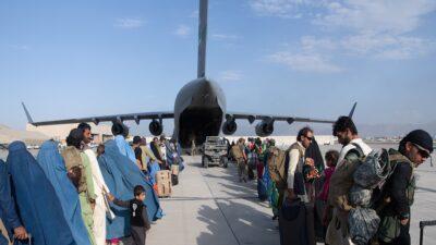 Estados Unidos: últimas tropas salen de Afganistán