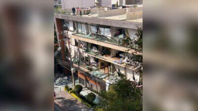 Guardia Nacional aplica Plan GN-A por explosión en Avenida Coyoacán
