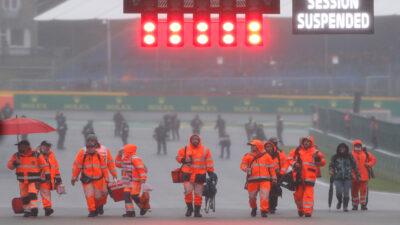 F1 revisará la atribución de puntos tras el GP de Bélgica