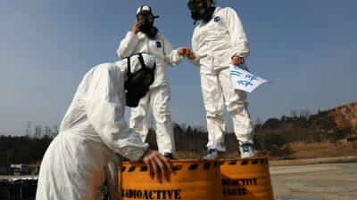 El agua de Fukushima fue filtrada varias veces para liberarse de la mayor parte de sustancias radioactivas. Foto: Getty Images | Ilustrativa