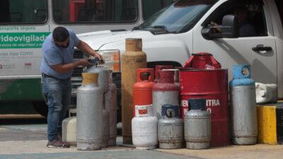 Precios máximos de gas LP del 8 al 14 de agosto de 2021