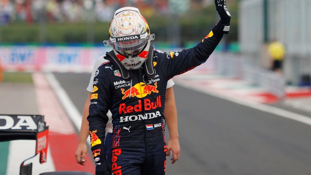 Verstappen lidera práctica en GP de Bélgica; Checo se queda en 10º