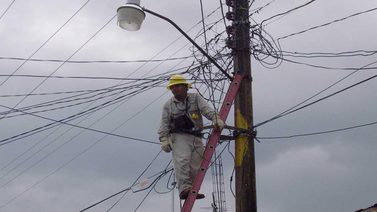 CFE: se recuperó el suministro eléctrico del 10% de afectados por huracán Grace