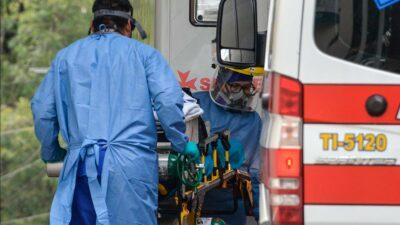 COVID-19 en México: cifras de ocupación hospitalaria por estado