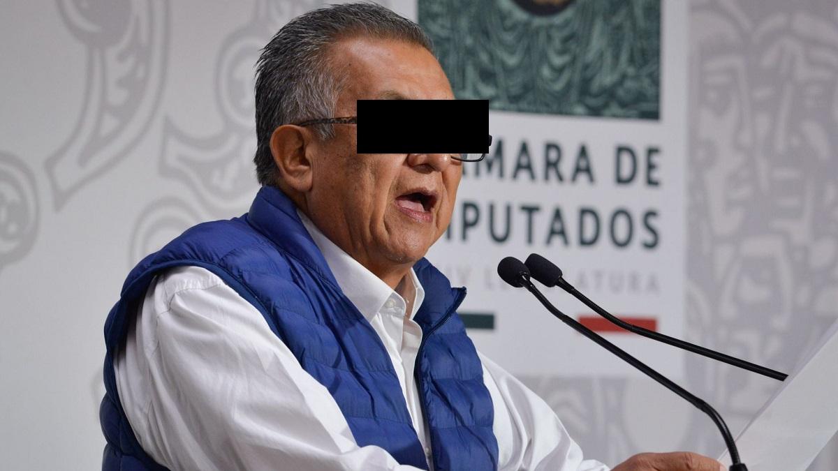 Saúl Huerta es vinculado a proceso por violación equiparada