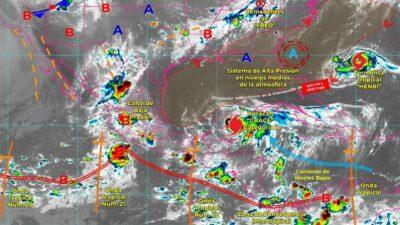 Sedena activó el Plan DNIII-E con 429 efectivos para enfrentar a huracán Grace. Foto: Twitter/Conagua_clima