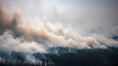 Incendios en Siberia empeoran; humo llega al Polo Norte