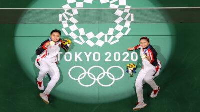 Vacas y café de por vida a ganadoras del oro en Tokio 2020