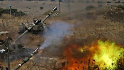 Hezbolá lanza cohetes contra Israel; replica con ataques