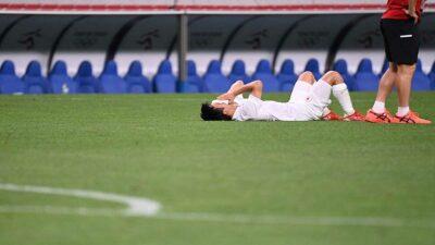 México vs Japón: japoneses rompen en llanto tras perder el bronce contra México