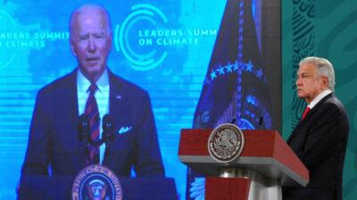 AMLO hace invitación a Joe Biden para que visite México en septiembre