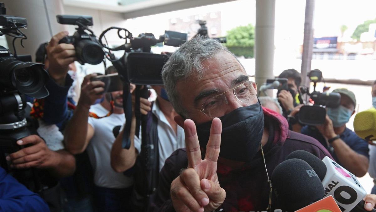 Vicente Fernández Jr. agradece a fans muestras de cariño hacia su padre