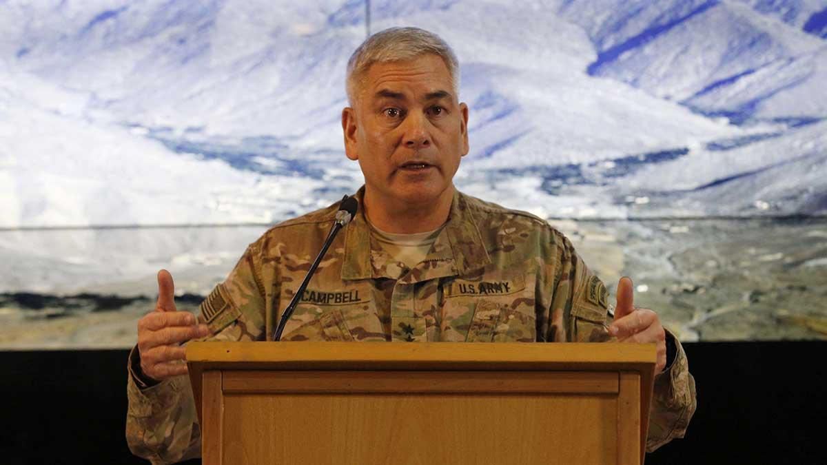 Estados Unidos transfiere a personal de su embajada en Kabul