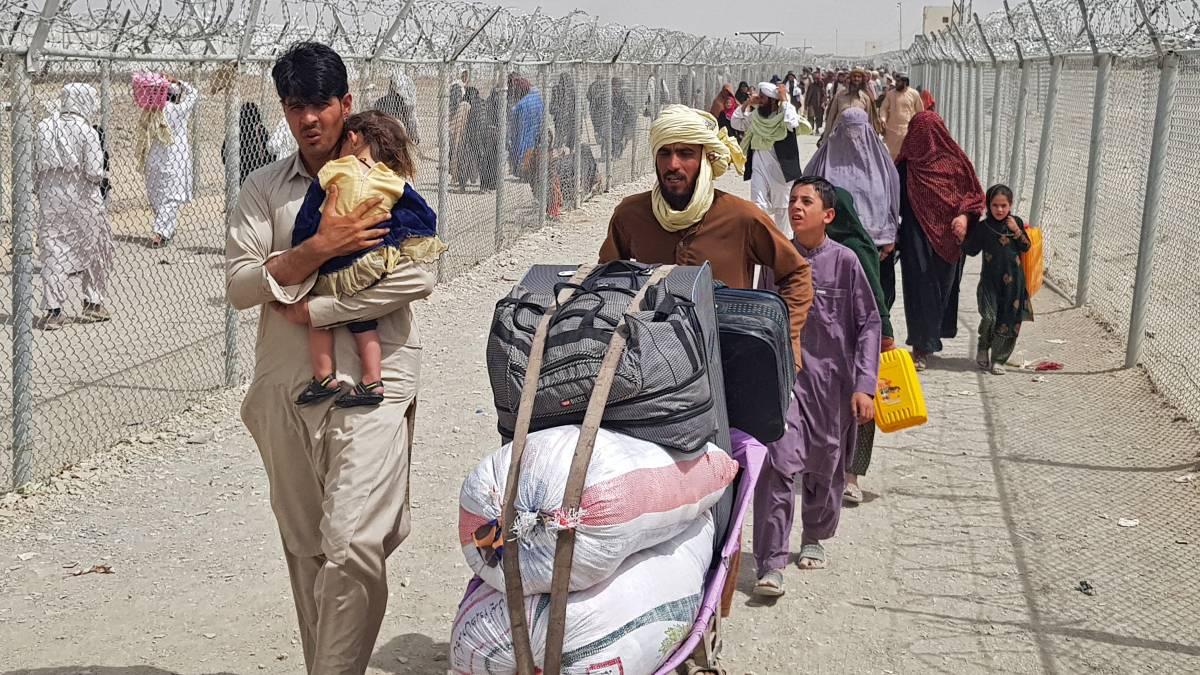 Afganistán: pánico en Kabul tras toma de poder de los talibanes