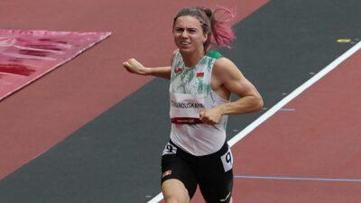 Kristina Tsimanuskaya viajará a Polonia tras ser obligada retirarse de Japón