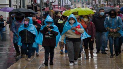 Tormenta tropical Nora provocará lluvias en varios estados del país