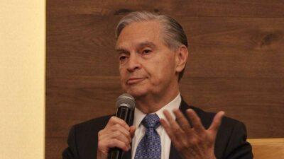 Luis Ernesto Derbez, quién es el exsecretario que trabajó en el sexenio de Fox