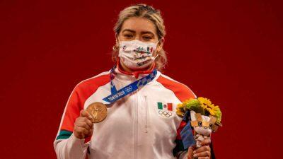 Aremi Fuentes, representante de Chiapas y medallista de México