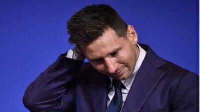 Lionel Messi y el Barcelona: por qué el límite salarial fue la causa de su salida del club