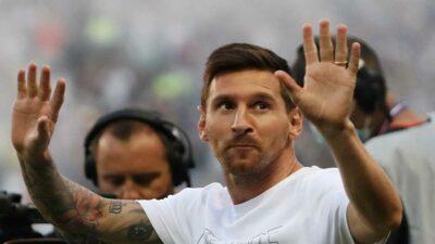 Lionel Messi lanza su propia colección de NFT, obras de arte digital