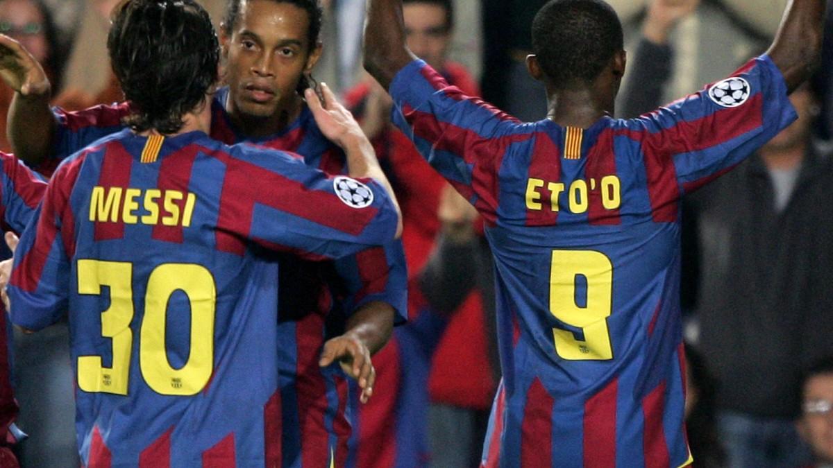 Messi Número