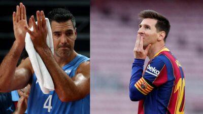 Messi Scola