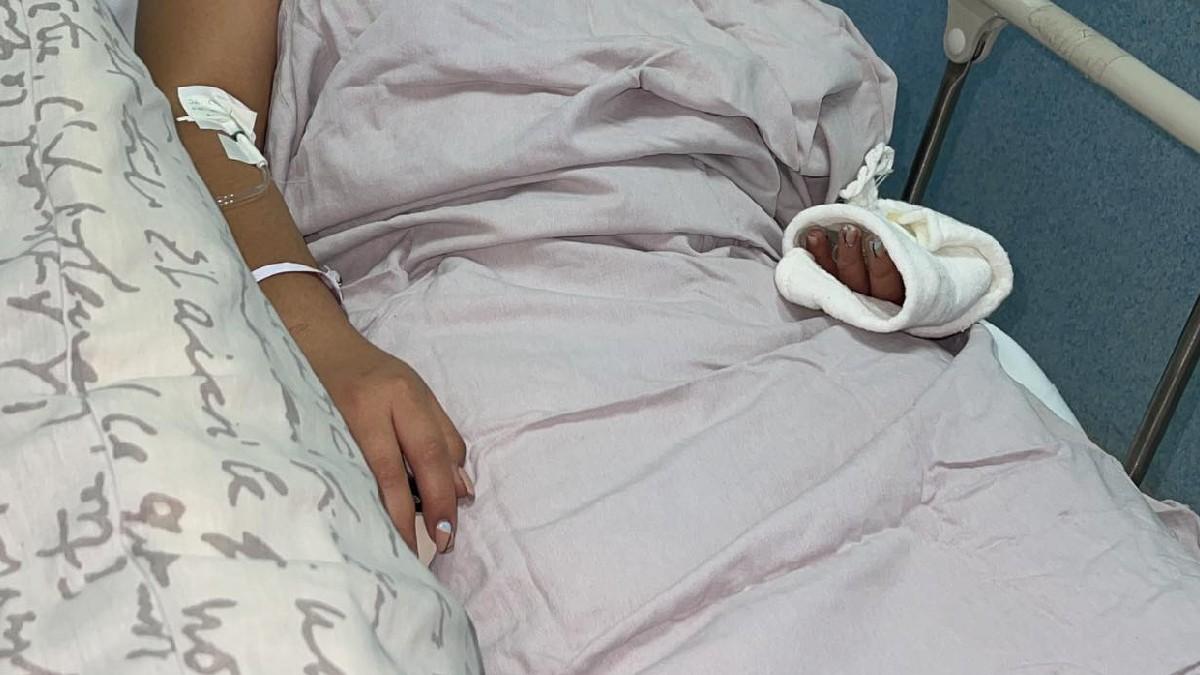 Michoacán: Atacan a joven con ácido en Puruándiro, madre pide justicia