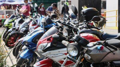CDMX: autoridades exhortan a motociclistas a tomar cursos de manejo