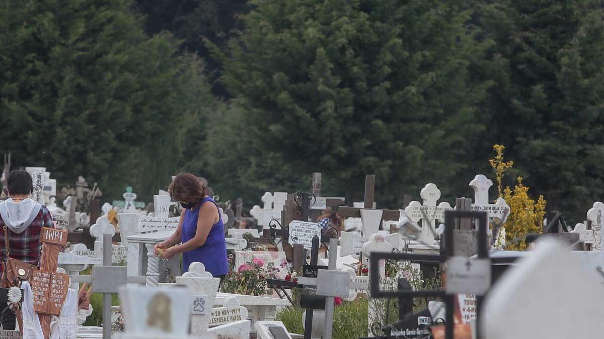 Inegi reporta exceso de mortalidad en México con 368 mil 906 defunciones