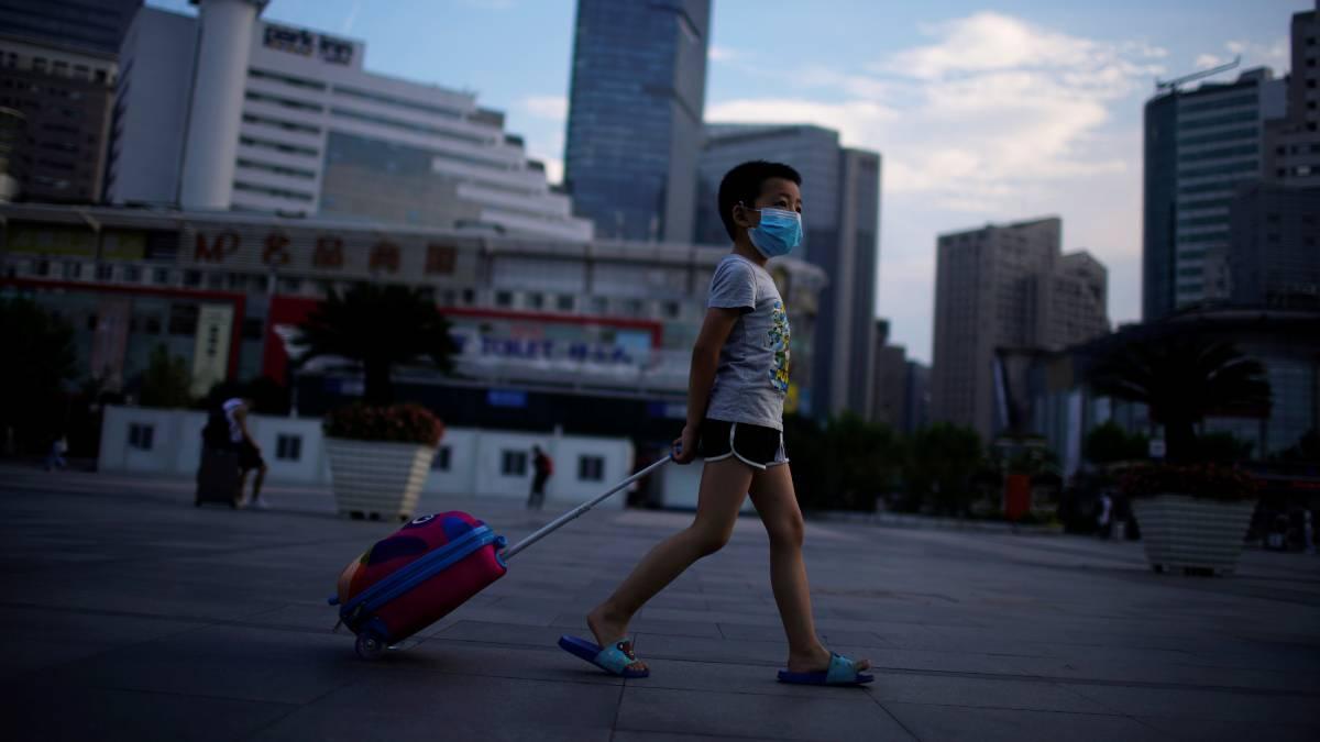 China COVID-19 julio