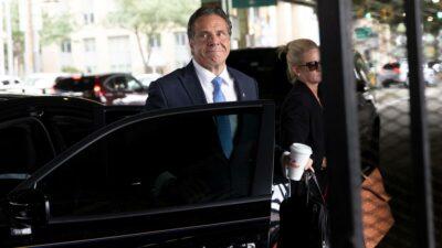 Cuomo renuncia Nueva York
