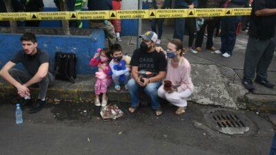 Aseguradora explosión Coyoacán