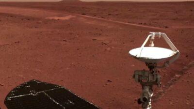 NASA voluntarios Marte