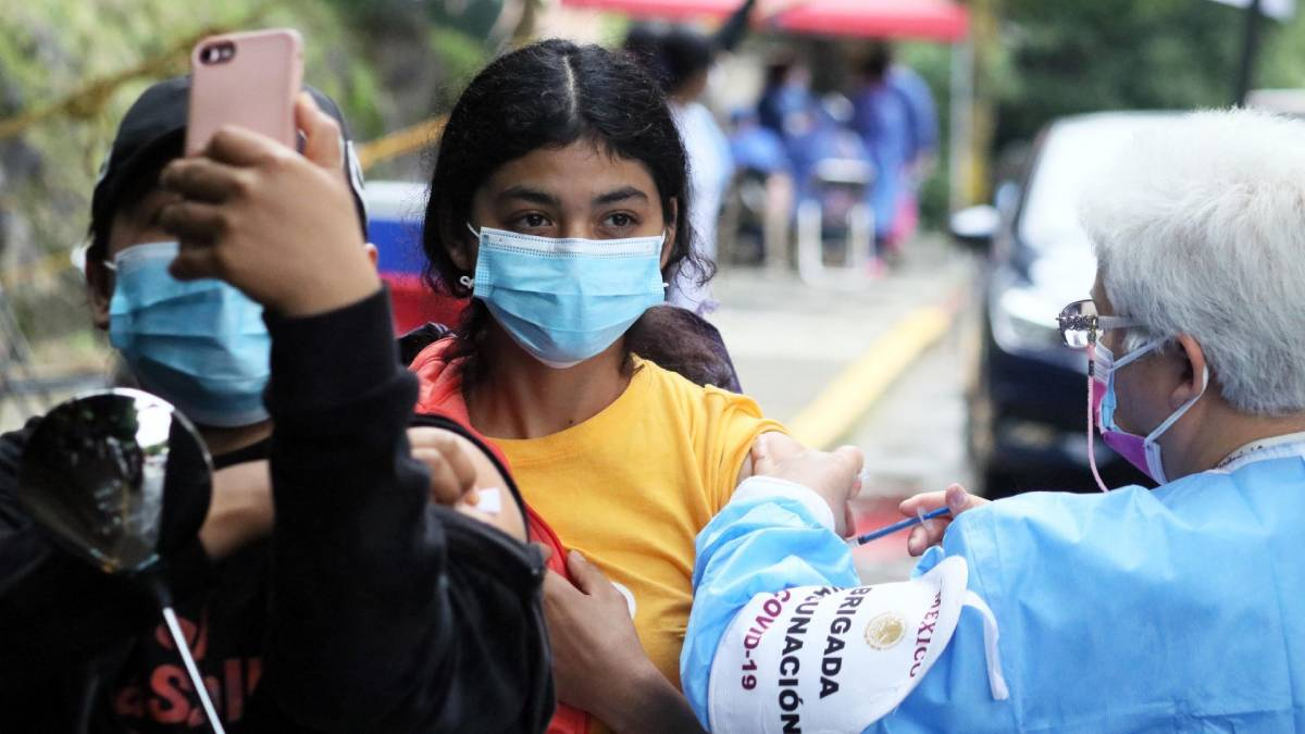 México vacunas acumuladas