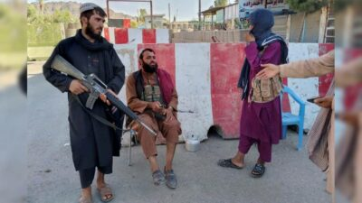 talibanes terrorista Afganistán