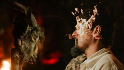 Australia ritual satánico