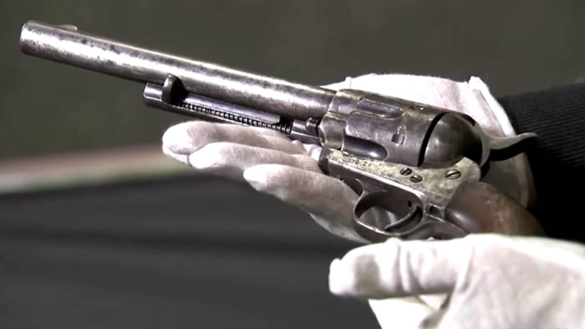 California pistolas fantasma