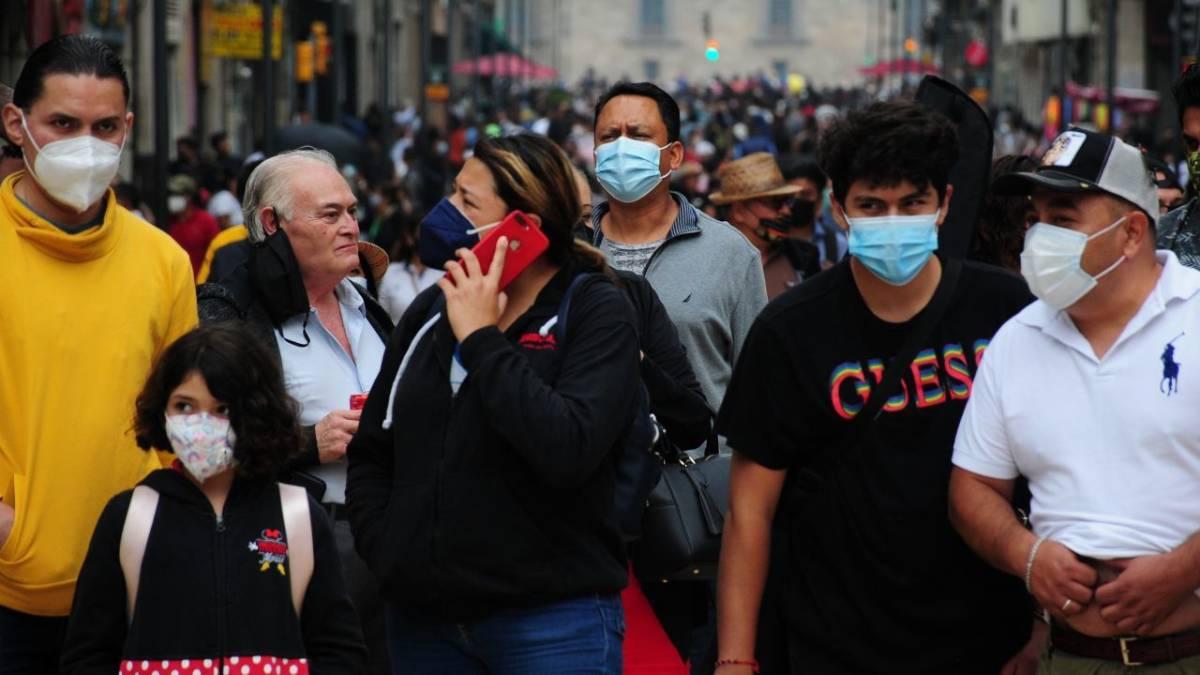 COVID-19 México 22 agosto