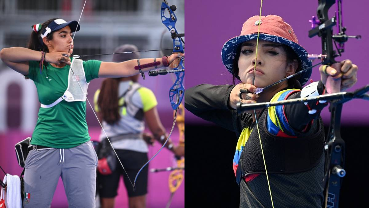 Ana Paula Vázquez y Valentina Acosta
