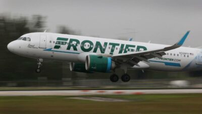 pasajero Frontier