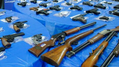 fabricantes de armas