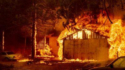 Incendio Dixie