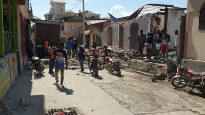 México Haití