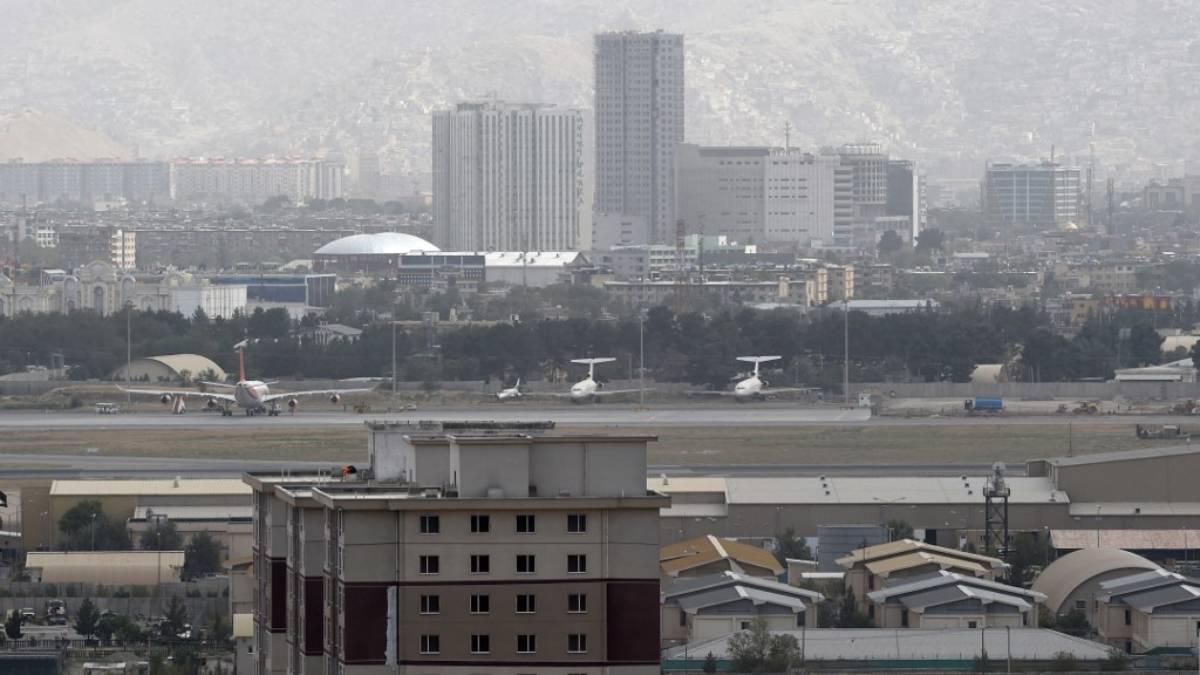 Aeropuerto Kabul