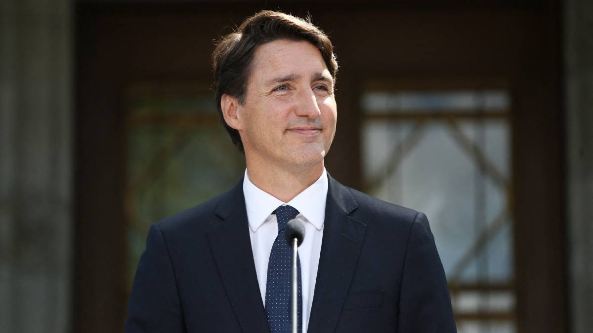 Justin Trudeau ELECCIONES